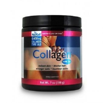 Neocell-Bột Super Collagen+C 6600mg 198gr