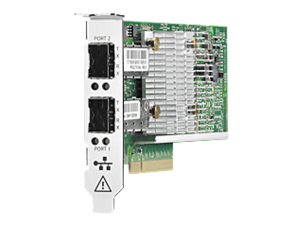 Network Adapter HPE Ethernet 10Gb 2-port 530SFP Adapter 652503-B21