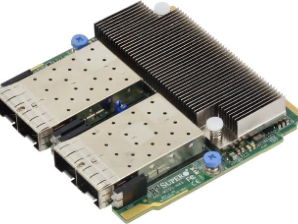 Network card Supermicro AOC-M25G-M4S