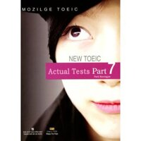 New TOEIC: Actual tests part 7 - Mozilge TOEIC