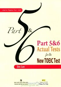 New TOEIC: Actual tests part 5,6 - Mozilge TOEIC