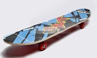 Ván trượt Skater cỡ lớn -  Chất liệu gỗ