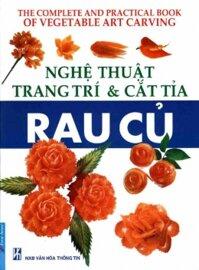 Nghệ thuật trang trí & cắt tỉa rau củ - Nguyễn Thu Hươg