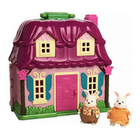 Ngôi nhà thỏ trắng Lil Woodzeez