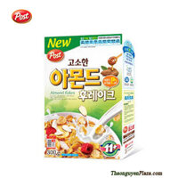 Ngũ cốc ăn sáng New Post almond Flakes 300g