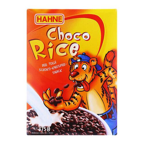 Ngũ cốc Choco Rice  hiệu Hahne 375g