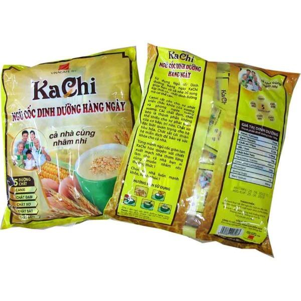 Ngũ cốc dinh dưỡng Kachi 20 gói x 25g