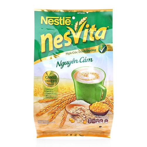 Ngũ cốc dinh dưỡng nguyên cám NesVita Nestlé gói 500g