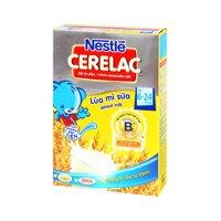 Ngũ cốc Nestle lúa mì sữa 200g (bé từ 6-24 tháng)