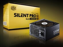 Nguồn Cooler Master Silent Pro Gold RS-550-80GA-J3