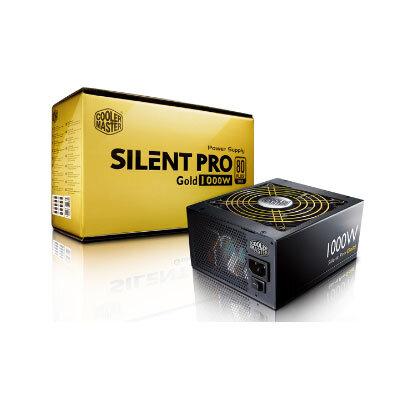Nguồn Cooler Master Silent Pro Gold 1000W (RS-A00-80GA-D3)