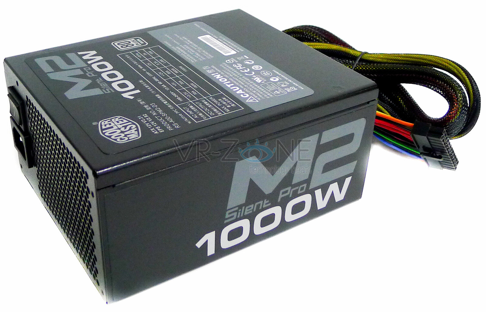 Nguồn Cooler Master Silent Pro M2 1000W (RS-A00-SPM2)