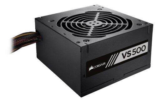Nguồn Corsair VS500 500W 80 Plus