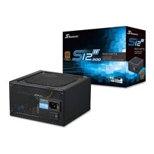 Nguồn - Power Supply Seasonic S12III - 500W