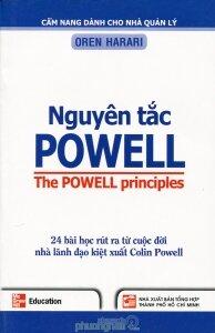 Nguyên tắc Powell - Oren Harari