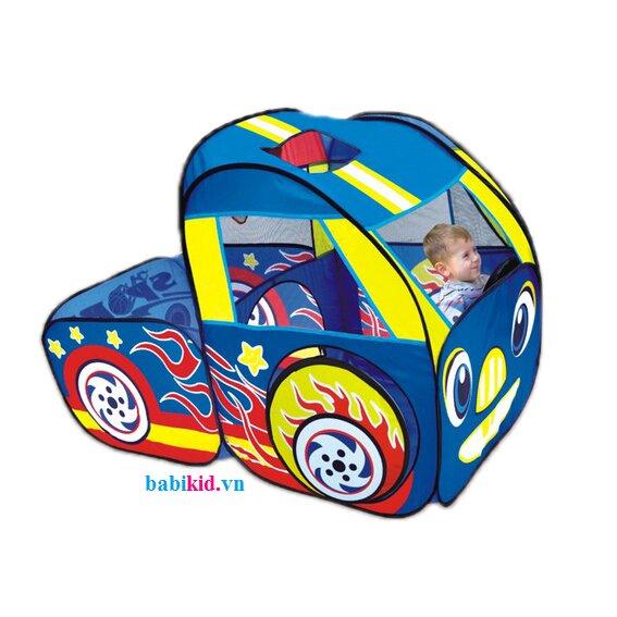 Nhà bóng lều bóng thông minh hình ô tô tải cho bé