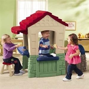 Nhà picnic mô hình nhà vườn Little Tikes LT-620119