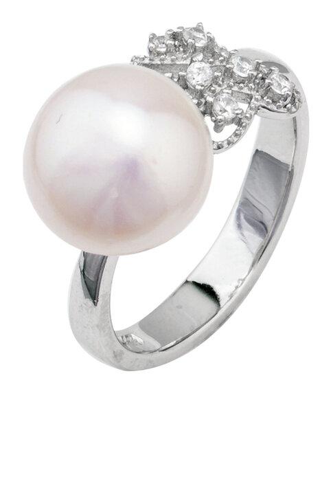 Nhẫn bạc nữ Bạc Ngọc Tuấn T02NHU000877