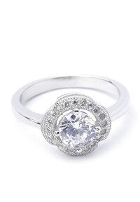 Nhẫn bạc nữ BẠC NGỌC TUẤN E04NHU000010