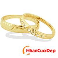 Nhẫn cưới đẹp NC 807