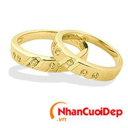 Nhẫn cưới đẹp NC 826