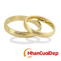 Nhẫn cưới đẹp NC 838