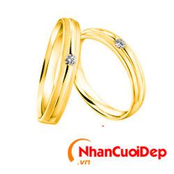 Nhẫn cưới đẹp NC 849