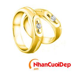 Nhẫn cưới đẹp NC 885