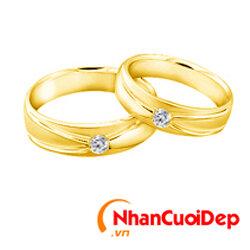 Nhẫn cưới đẹp NC 914