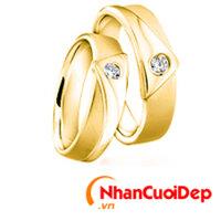 Nhẫn cưới đẹp NC 917