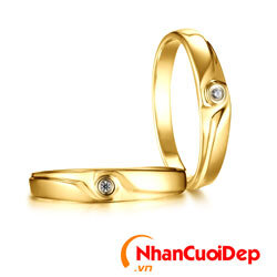 Nhẫn cưới đẹp NC 942
