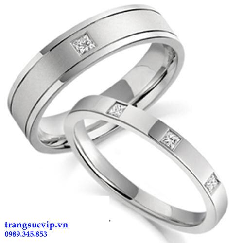 Nhẫn cưới NC007