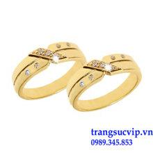 Nhẫn cưới NC008