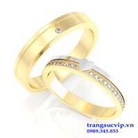 Nhẫn cưới NC009