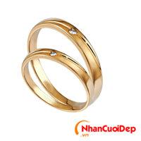 Nhẫn cưới NSO 811