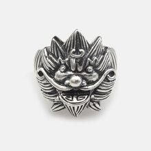 Nhẫn nam bạc Hiểu Minh NA560