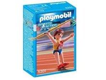 Nhân vật Vận động viên phóng lao Playmobil 5201