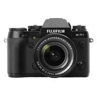 Máy ảnh Fujifilm X-T1 16.3MP Đen kèm ống 18 - 55mm