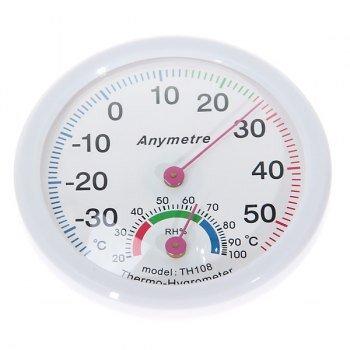 Nhiệt ẩm kế Anymetre TH108 (TH-108)