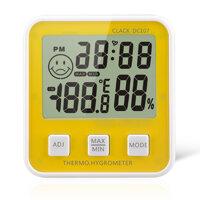 Nhiệt kế đo nhiệt độ, độ ẩm trong nhà DC107 (DC-107)