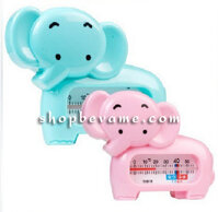 Nhiệt kế đo nhiệt độ nước tắm hình voi
