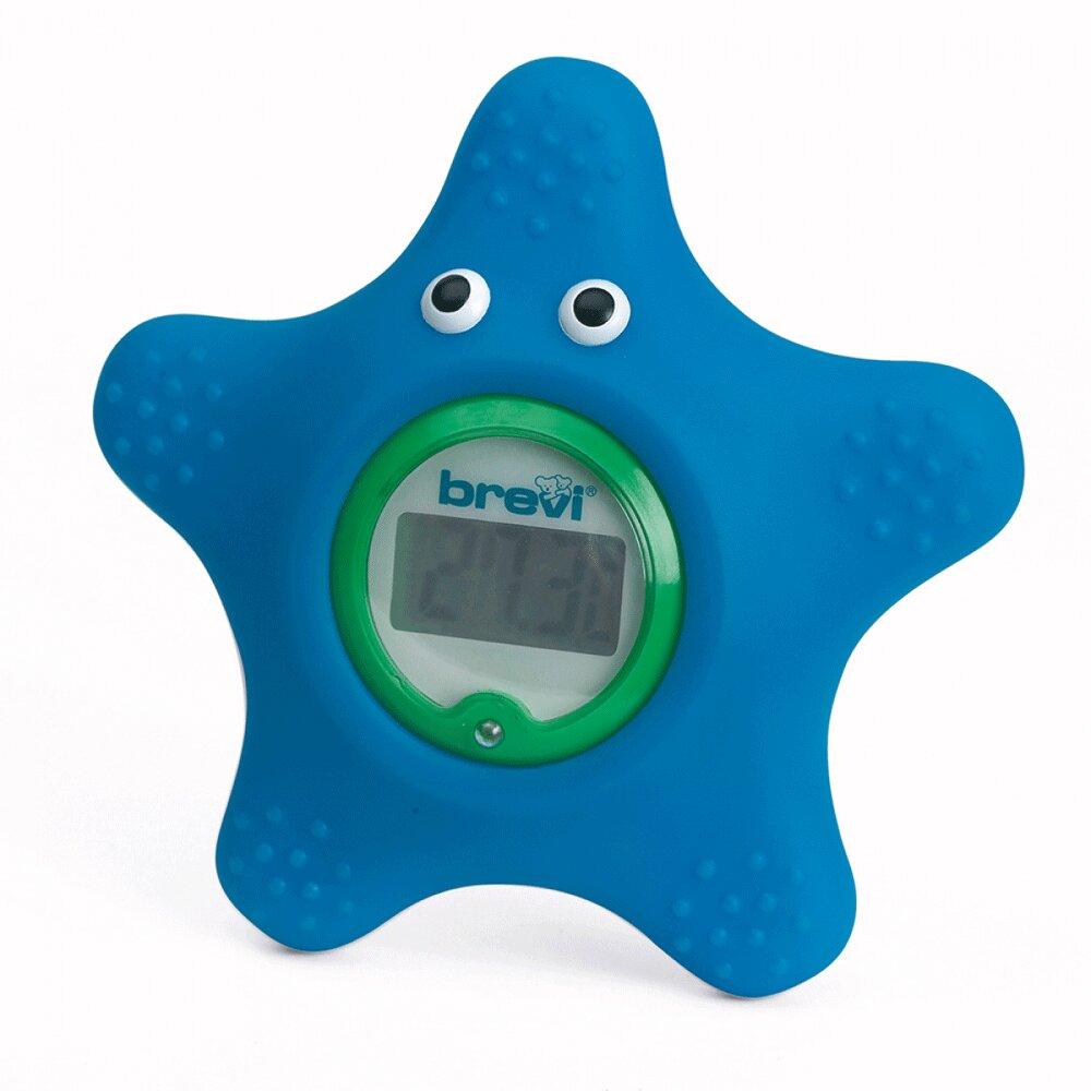 Nhiệt kế đo nước tắm cho bé Brevi BRE336