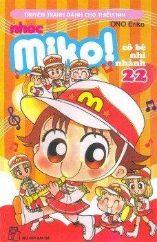 Nhóc Miko: Cô Bé Nhí Nhảnh - Tập 22