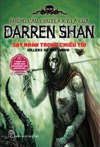 Những câu chuyện kỳ lạ của Darren Shan: Sát nhân trong chiều tối