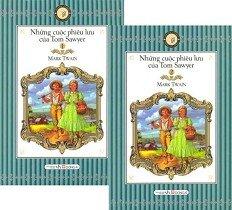 Những Cuộc Phiêu Lưu Của Tom Sawyer (Sách Bỏ Túi) - Trọn Bộ 2 Tập