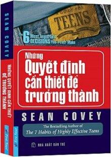 Những quyết định cần thiết để trưởng thành - Sean Covey