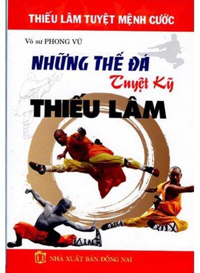 Những Thế Đá Tuyệt Kỹ Thiếu Lâm