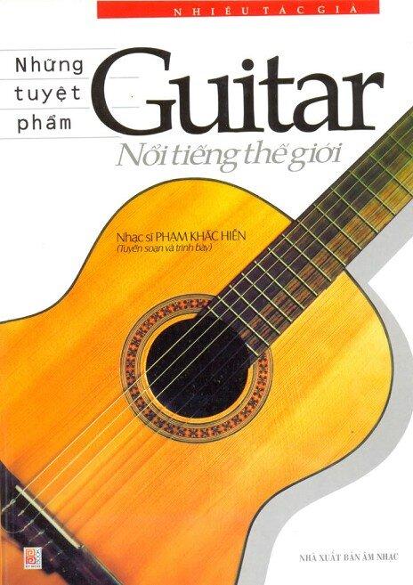 Những tuyệt phẩm Guitar nổi tiếng thế giới