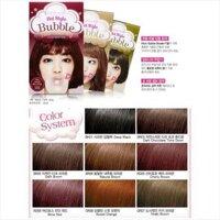 Nhuộm tóc gội dạng bọt Bubble Hair Coloring Etude House - NT01