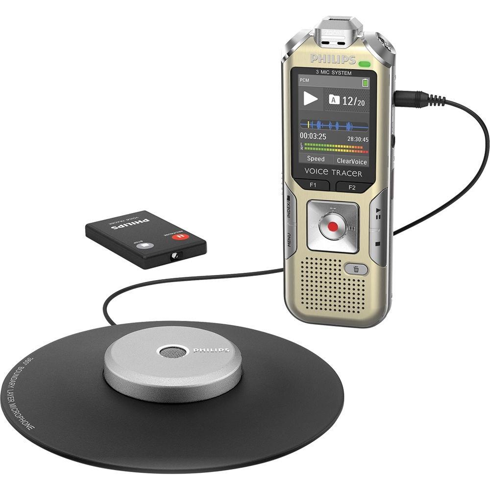 Máy ghi âm phòng họp Philips DVT8000